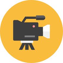 Streaming On Line Przenieś swoje wydarzenie do sieci Pracujemy na najwyższej jakości sprzęcie takich marek jak Black Magic, vMix, Canon. Zapraszamy do współpracy.  Zobacz szczegóły